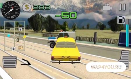 Симулятор Русского Такси 3D для Android