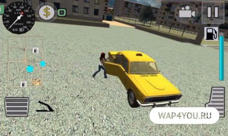 Симулятор Русского Такси 3D на Андроид