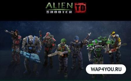 Alien Shooter TD для Андроид