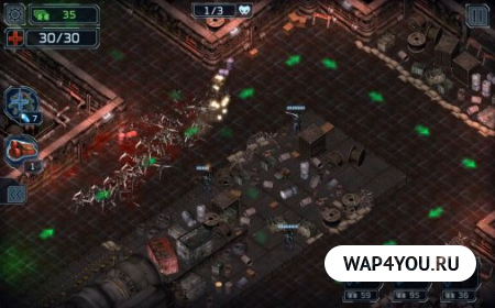 Alien Shooter TD на Android