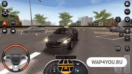 Taxi Sim 2016 для Андроид