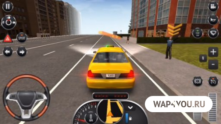 Taxi Sim 2016 на Андроид