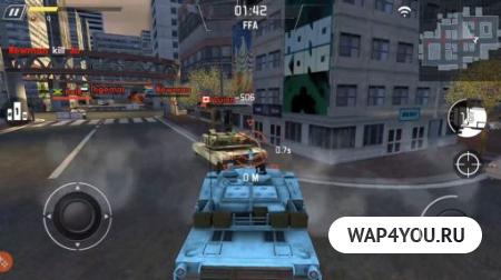 Tank Strike скачать на Андроид