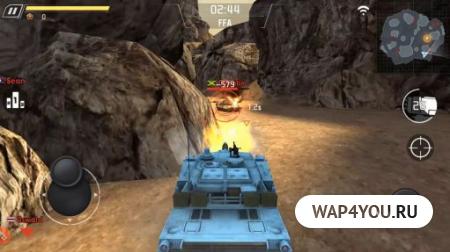 Скачать Tank Strike