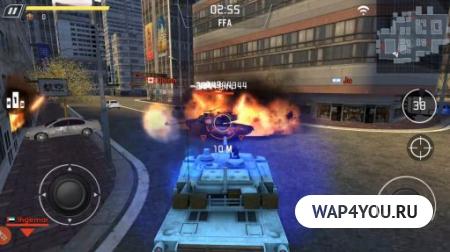 Tank Strike для Андроид