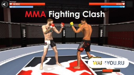 MMA Fighting Clash для Андроид
