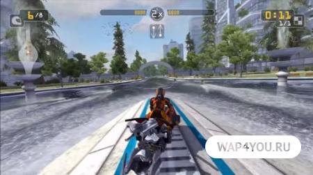 Riptide GP Renegade скачать на Андроид