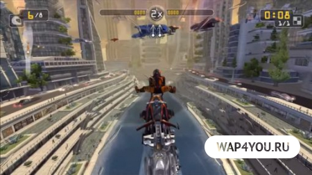 Игра Riptide GP Renegade на Андроид