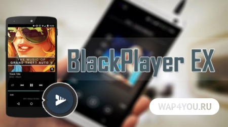 BlackPlayer EX на Android