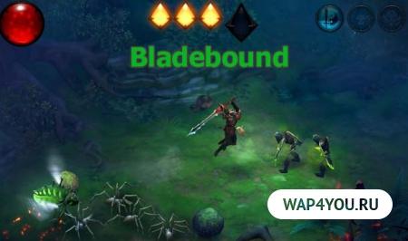 Bladebound для Android