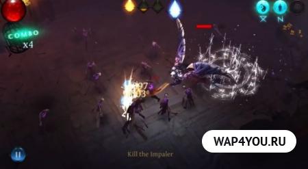 Скачать Bladebound на Android