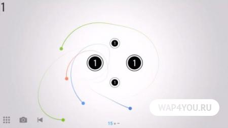 Orbit - Игра с гравитацией скачать
