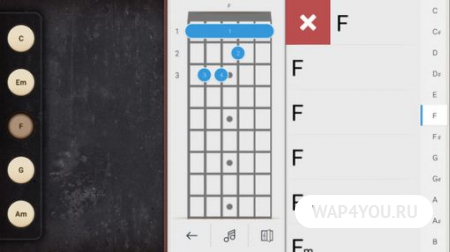 Real Guitar на Android