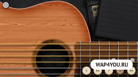 Real Guitar на Андроид