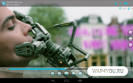 BSPlayer на Андроид