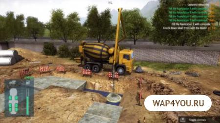 Construction Machines 2016 для Андроид