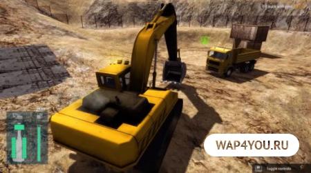 Игра Construction Machines 2016