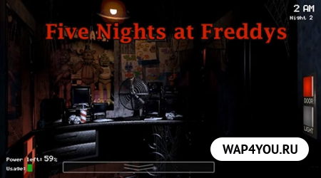 Five Nights at Freddys для Андроид