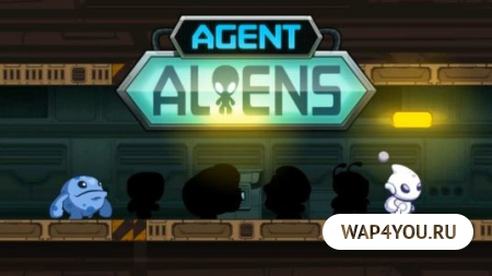 Agent Aliens для Android