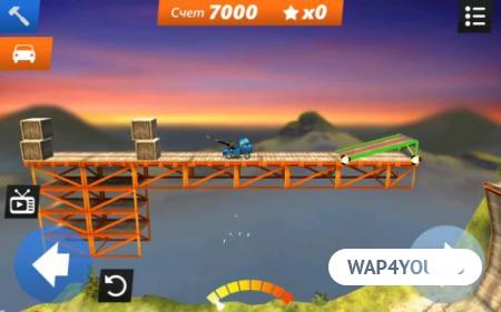 Bridge Constructor для Андроид