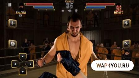 Игра Boxing Combat на Андроид