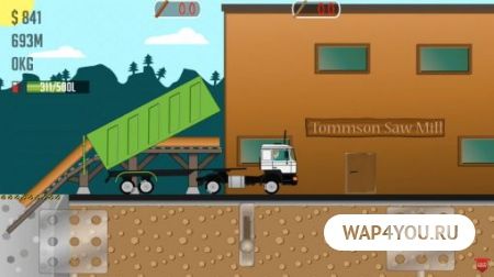 Trucker Joe на Android