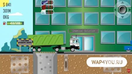 Trucker Joe на Андроид