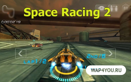 Space Racing 2 скачать
