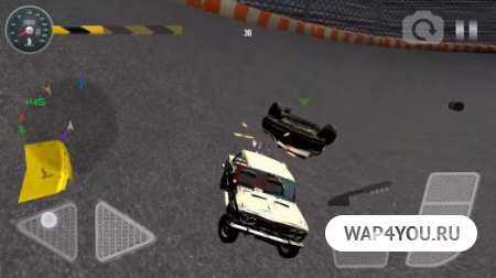 Derby Destruction Simulator на Андроид