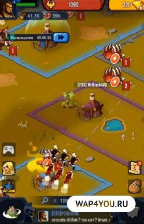 Brutal Age: Horde Invasion для Android
