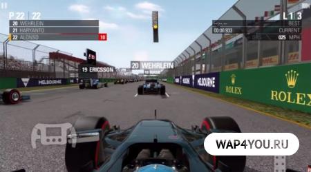 F1 2016 на Андроид