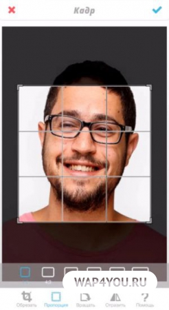 Facetune на Андроид