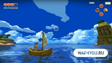 Oceanhorn скачать на Андроид