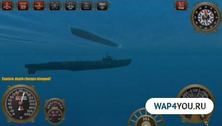 Silent Depth Submarine Sim скачать