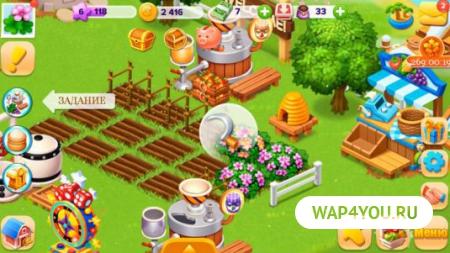 Игра Семейная Ферма