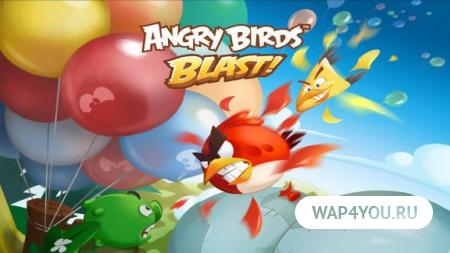 Скачать Angry Birds Blast