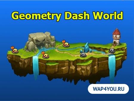 Скачать Geometry Dash World