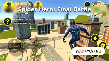 Скачать Spider Hero: Final Battle