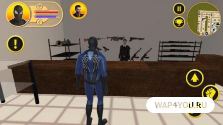 Spider Hero: Final Battle для Android