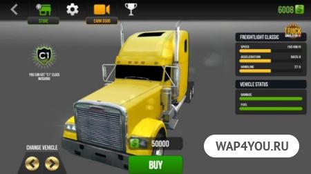 Truck Simulator 2017 на Андроид