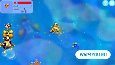 Эволюция видов: Spore на Андроид