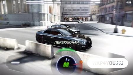 CSR Racing 2 на Android