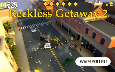 Reckless Getaway 2 скачать