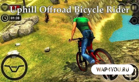 Uphill Offroad Bicycle Rider скачать