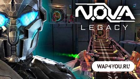 N.O.V.A. Legacy скачать
