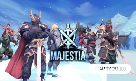 Majestia для Android
