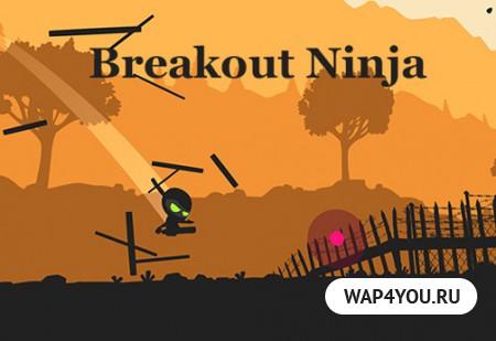 Breakout Ninja взломанная