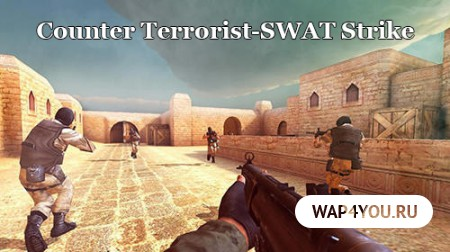 Игра Counter Terrorist-SWAT Strike на Android