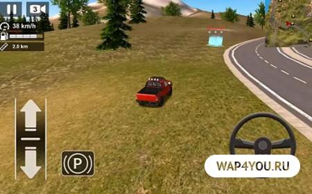 Offroad 4×4 Car Driving для Андроид
