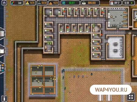 Prison Architect для Андроид